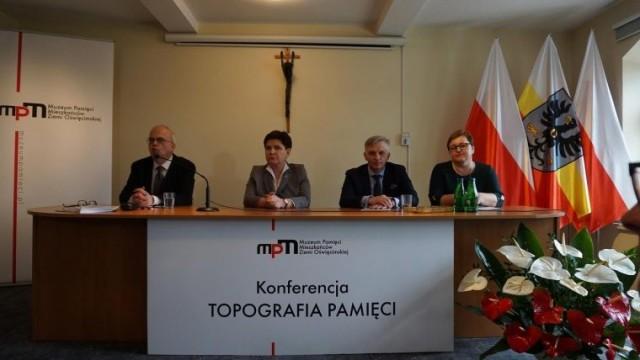 """Konferencja Naukowa """"Topografia Pamięci"""""""