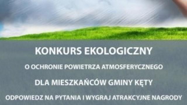 Konkurs ekologiczny o ochronie powietrza atmosferycznego