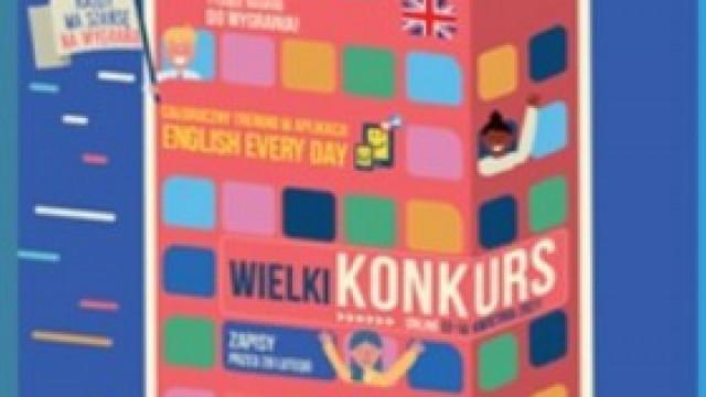 Konkurs języka angielskiego w ZSP nr 3 Kęty