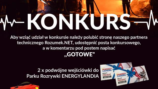 Konkurs OSWIECIM112 dla czytelników naszego portalu !