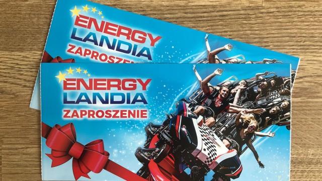 KONKURS. Wygraj dwa bilety do EnergylandiiDzień Dziecka w Energylandii 2019