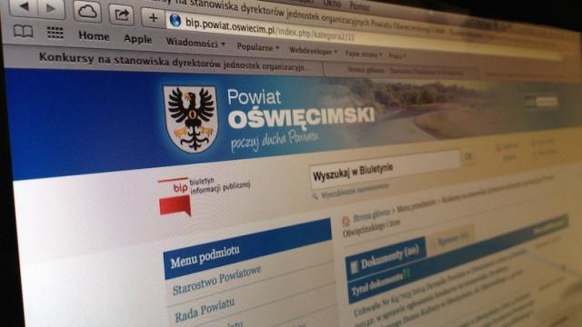 Konkursy na dyrektorów - MDK w Oświęcimiu, PZ nr 2 SOMSiT w Oświęcimiu i PZ nr 8 SZiO w Chełmku.