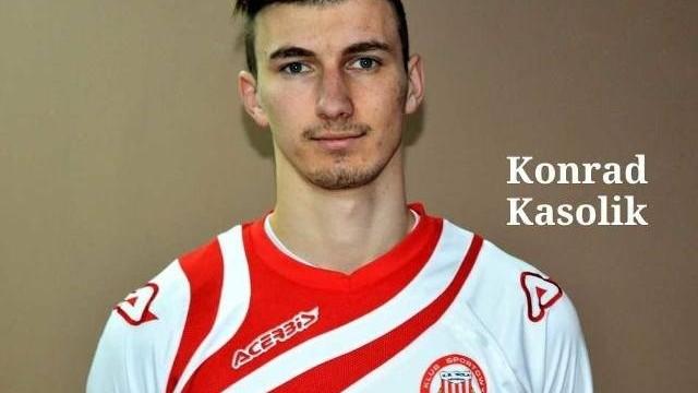 Konrad Kasolik (Soła Oświęcim). Cierpliwością pokonaliśmy Wisłę Sandomierz