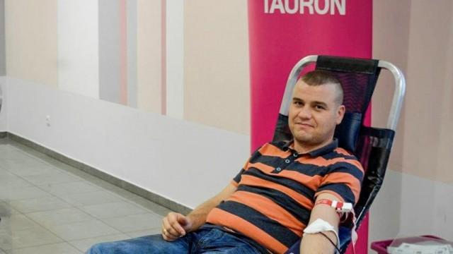 Kopalnia. Górnicy oddając krew pomagają szpitalom - InfoBrzeszcze.pl