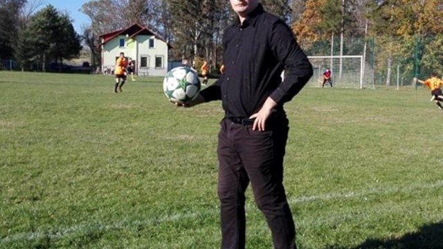Korona Harmęże ma nowego trenera