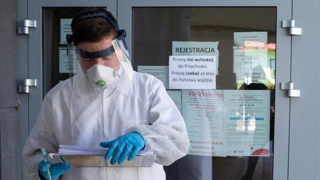 Koronawirus w Małopolsce. Są już poranne dane, wzrosła liczba chorych