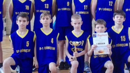 Koszykarze z oświęcimskiej jedynki awansowali na wyższy szczebel