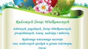 KPP Oświęcim - życzenia Wielkanocne