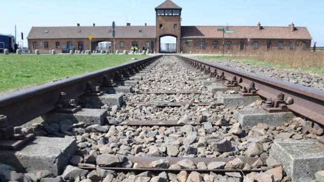 Kradzież na terenie byłego obozu Auschwitz – Birkenau