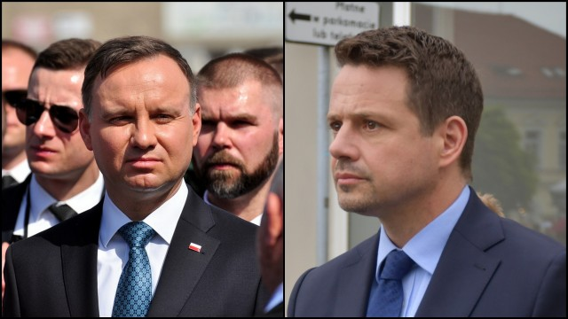 KRAJ. Andrzej Duda i Rafał Trzaskowski w drugiej turze wyborów o fotel prezydenta