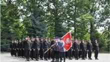 Kraków. 89 nowych policjantów w garnizonie małopolskim