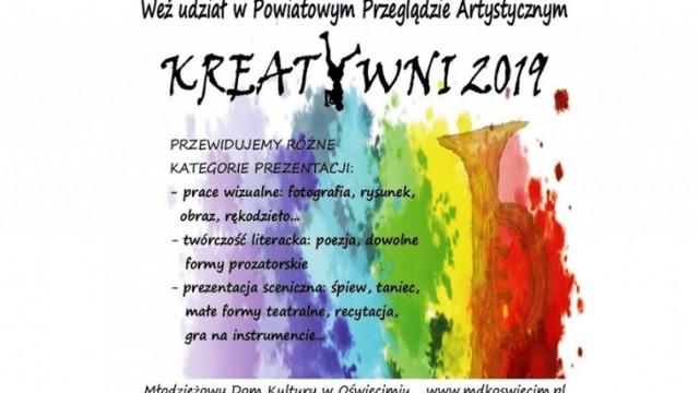 Kreatywni 2019