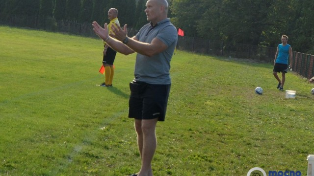 Krzysztof Socha nie jest już trenerem Iskry