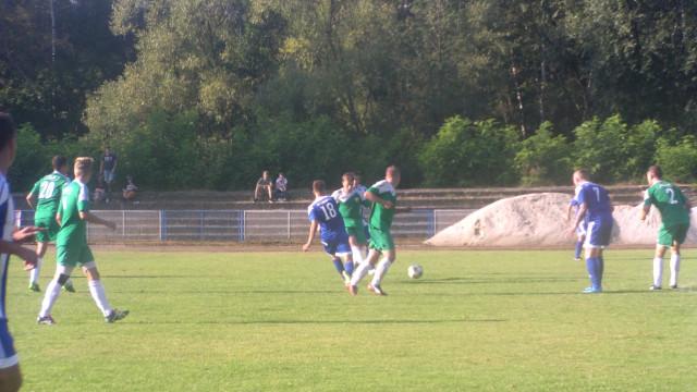 KS Chełmek miał przewagę z gry, ale mecz zakończył się podziałem punktów