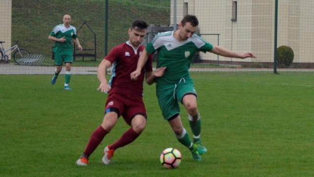 KS Chełmek odebrał punkty wicemistrzowi V Ligi