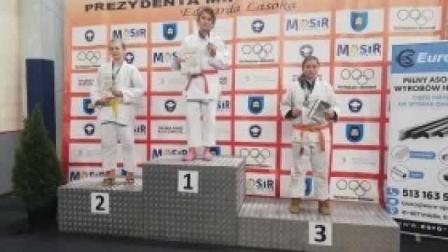 KS Judo Hejnał Kęty na mistrzostwach w Mysłowicach