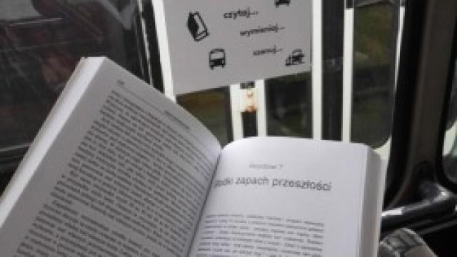 """""""Książka w ruchu"""" - powstaną nowe punkty dzielenia się książkami"""