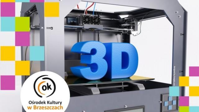 Kurs projektowania i druku 3D dla dzieci, młodzieży i dorosłych - InfoBrzeszcze.pl
