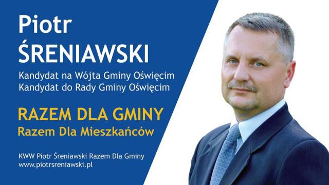 KWW Piotr Śreniawski Razem dla Gminy – Wybory to Święto Demokracji
