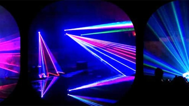 Lasery przywitają Nowy Rok w sercu miasta?