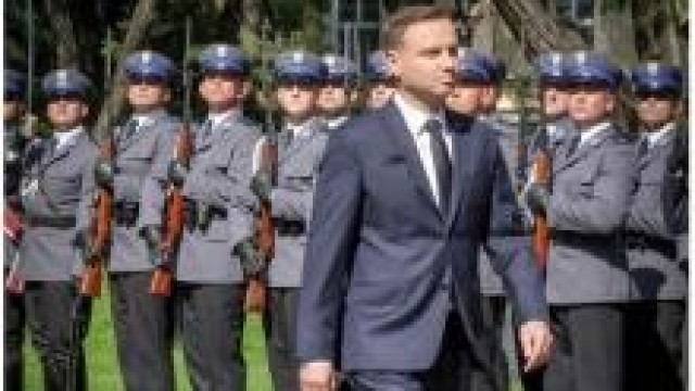 List Prezydenta RP z okazji 100. rocznicy powołania Policji Państwowej