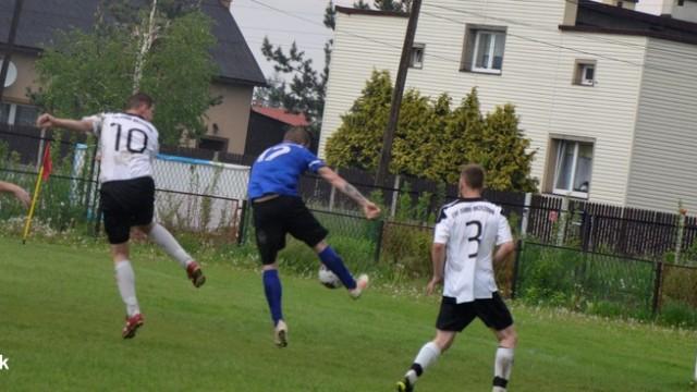 LKS Bobrek rozgromił Pogórze na jego boisku