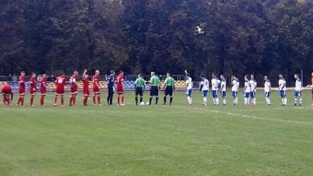 LKS Gorzów stracił dwa punkty w meczu z Sołą
