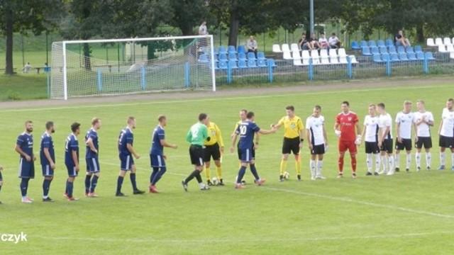 LKS Jawiszowice strzelił pierwszy bramkę, lecz przegrał