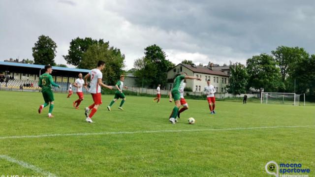 LKS Jawiszowice wygrał z liderem