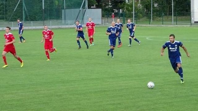 LKS Jawiszowice wygrał ze spadkowiczem z III Ligi