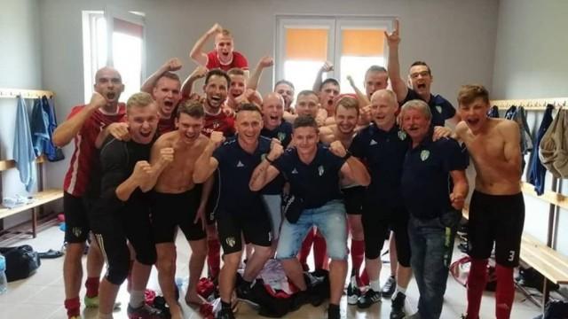 LKS Rajsko awansował do  IV Ligi