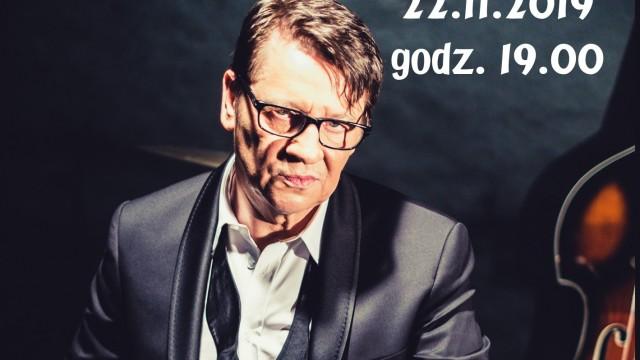 Maciej Maleńczuk w Oświęcimskim Centrum Kultury 22.11.2019 - wygraj bilet!
