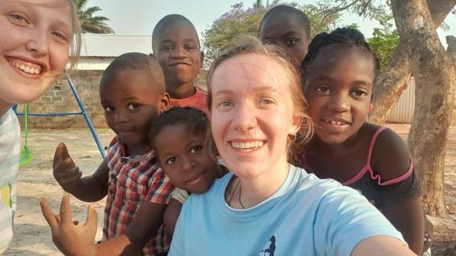 Magdalena Kukla i Weronika Lis powróciły z misji w Zambii