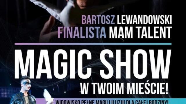 Magik z 'Mam Talent' wystąpi w Brzeszczach - InfoBrzeszcze.pl