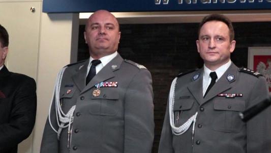 Małopolska ma nowego komendanta policji