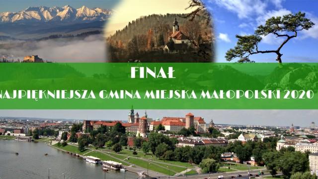 MAŁOPOLSKA. Oświęcim walczy o tytuł Najpiękniejszej Gminy Miejskiej w Małopolsce 2020
