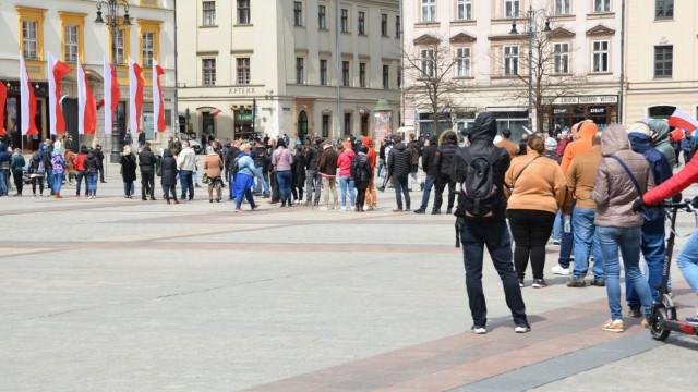 MAŁOPOLSKA. W majówkę udało się zaszczepić 3,5 tysiąca osób
