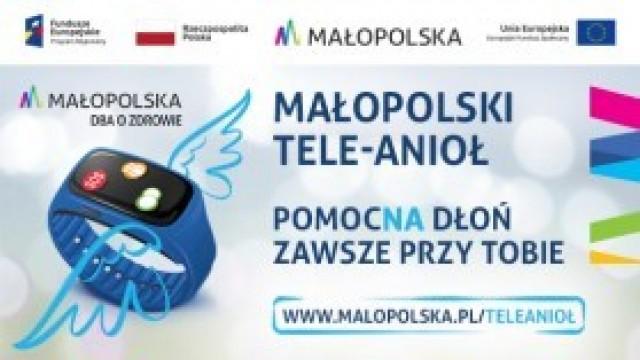 MAŁOPOLSKI TELE-ANIOŁ już w gminie Kęty