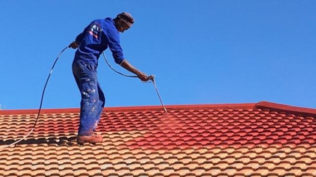 Malowanie dachu cena – Ile kosztuje malowanie dachu?