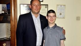 Marcin Joneczko: Talent ponad przeciwnościami losu
