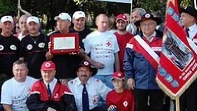 Marsz Honorowych Dawców Krwi