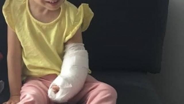 Marysia pilnie potrzebuje 150 tys. zł na operację nóżki