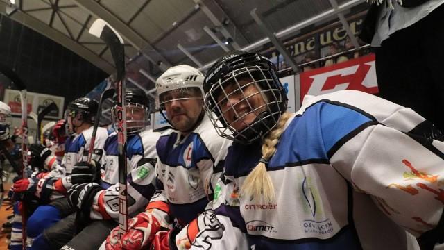 Marzena Kołaczek: hokej stał się moim ulubionym sportem