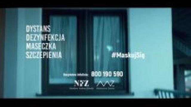 #MaskujSię. Mija rok od wybuchu epidemii w Polsce