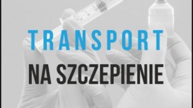 Masz problem z dotarciem na szczepienie? Skorzystaj z transportu organizowanego przez Gminę Kęty