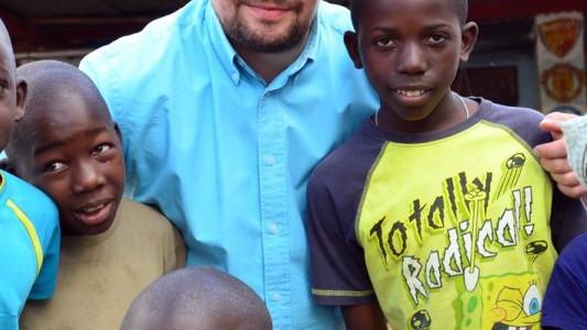 Mateusza Gasińskiego spotkania z Afryką