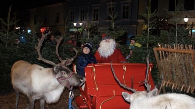 Miasteczko świętego Mikołaja ponownie w sercu Oświęcimia