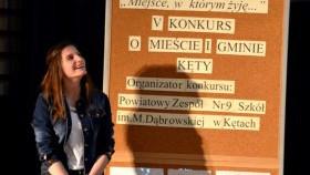 """""""Miejsce, w którym żyję..."""" Finaliści Konkursu o Mieście i Gminie Kęty nagrodzeni."""