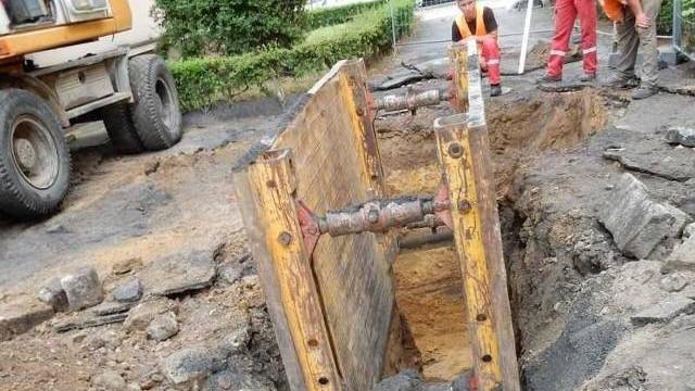 Mieszkańcy ul. Kusocińskiego w Oświęcimiu od dawna zabiegali o jej remont. W końcu się doczekali