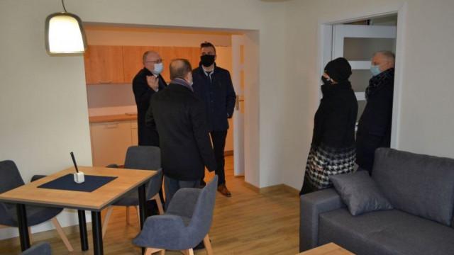 Mieszkania dla przyszłych pracowników Zespołu Opieki Zdrowotnej w Oświęcimiu. Będą to głównie absolwenci kierunków medycznych